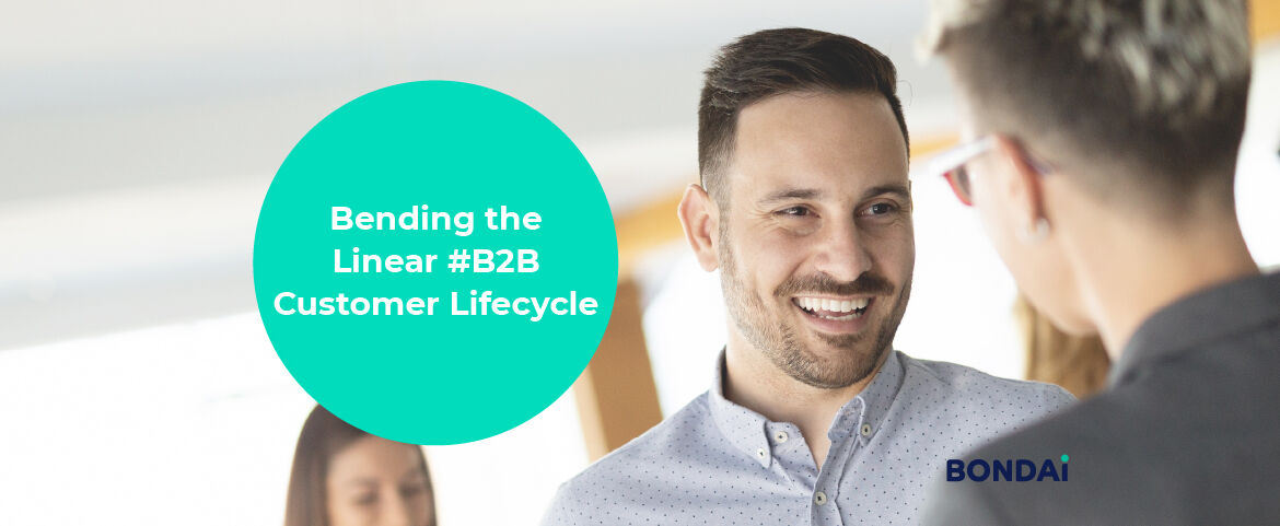 Bending the Linear B2B Customer Lifecycle Featured Image