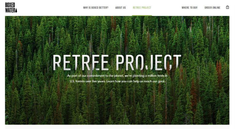 retree project