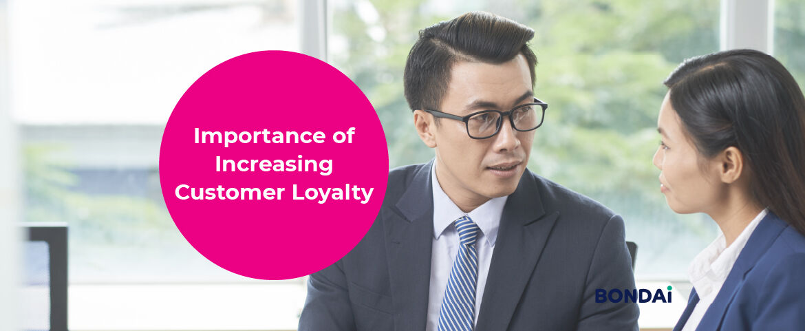 Importance of Increasing Customer Loyalty Featured Image
