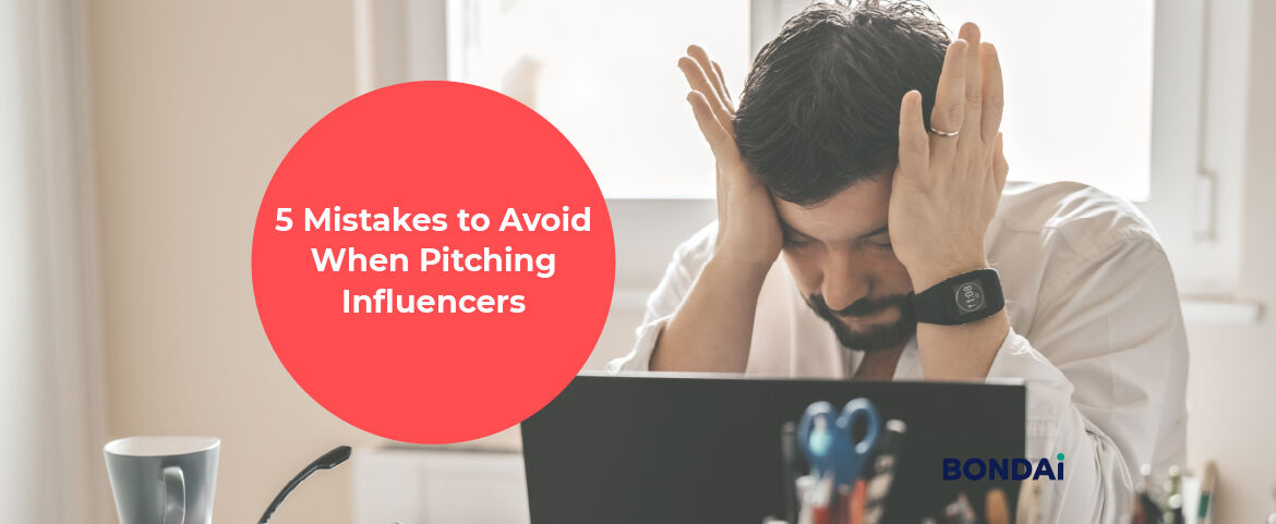 5 Mistakes to Avoid When Pitching Influencers Featured Image