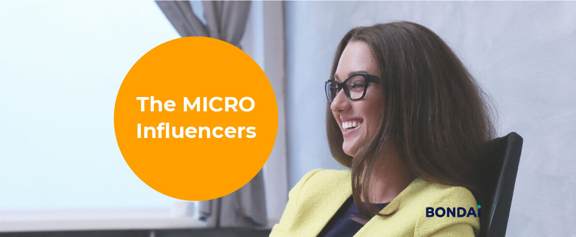The MICRO Influencers Featured Image