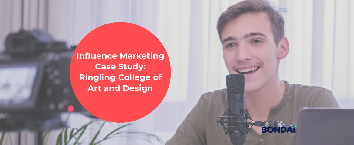Influence Marketing Case Study Ringling College of Art and Design Featured Image