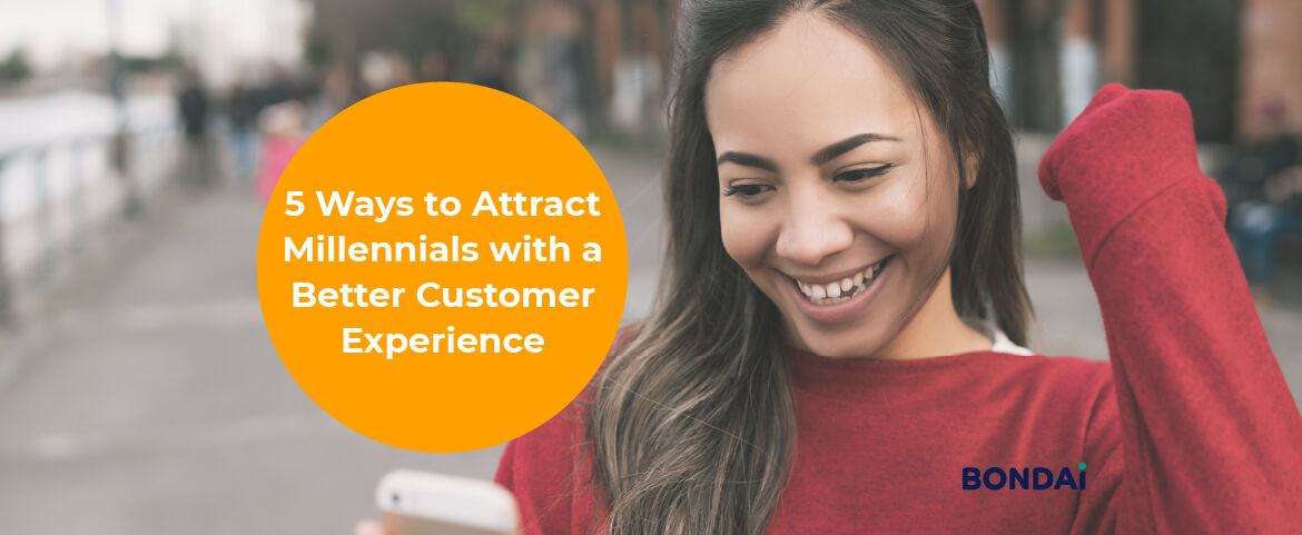 5 Ways to Attract Millennials with a Better Customer Experience Featured Image