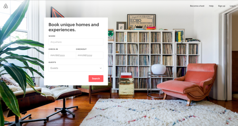 Airbnb and customer experience