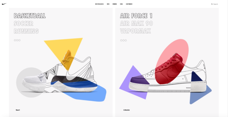 Nike By You customer experience