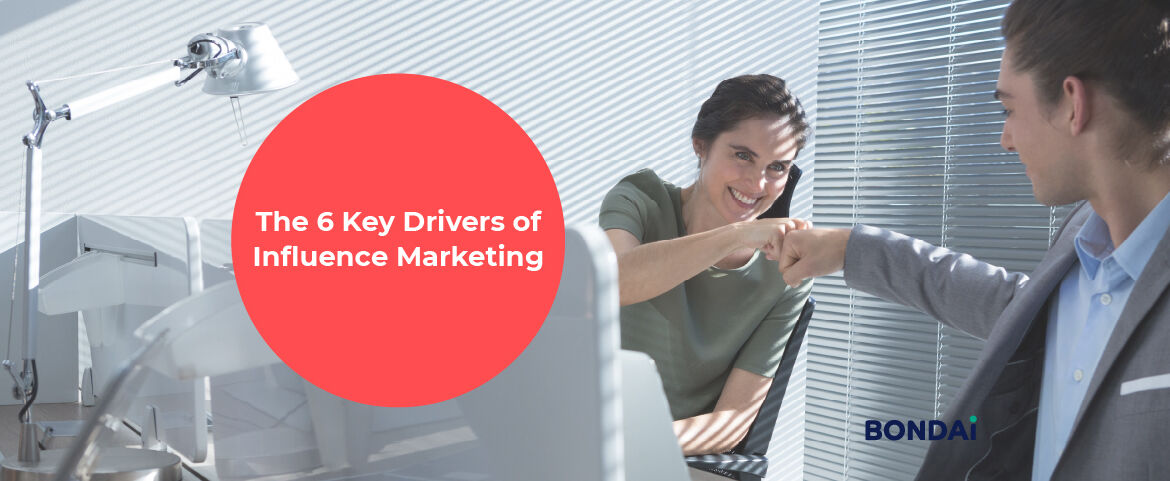 The 6 Key Drivers of Influence Marketing Featured Image