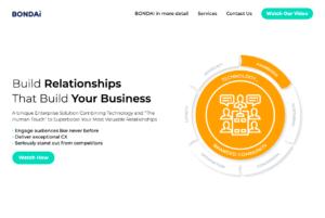 BONDAI cx platform enterprise
