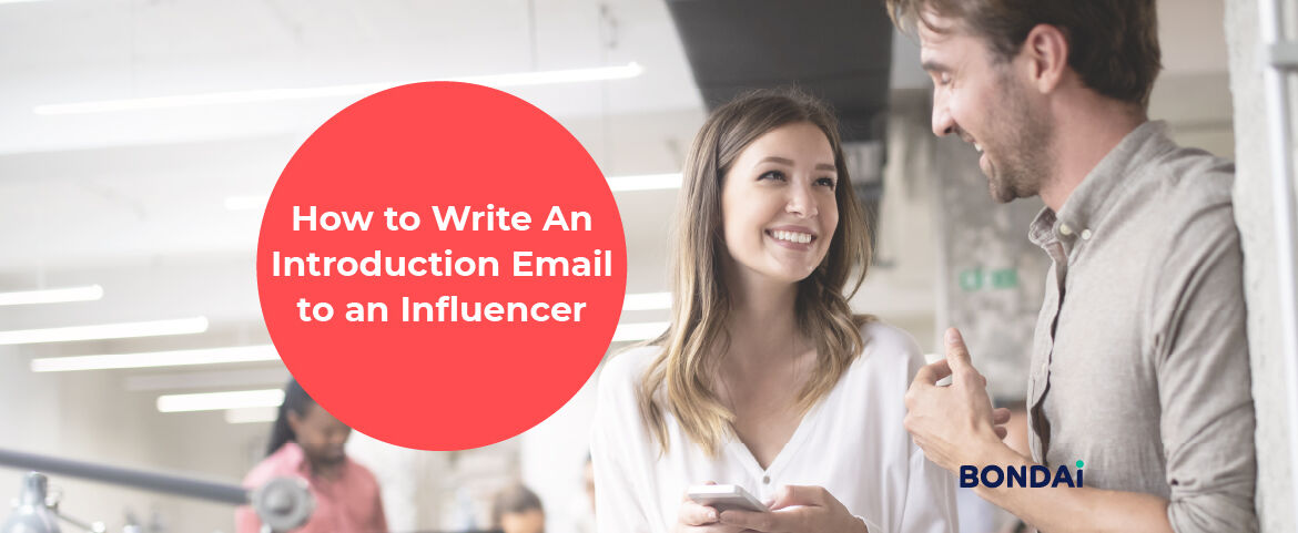 How to Write An Introduction Email to an Influencer Featured Image