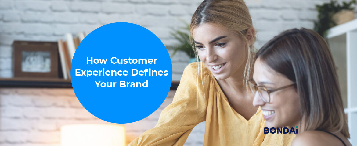 How Customer Experience Defines Your Brand Hero Image