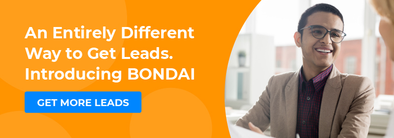 BONDAI drives leads