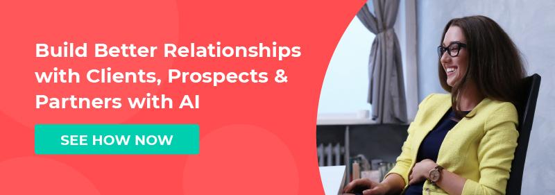 AI Based Relationship Development