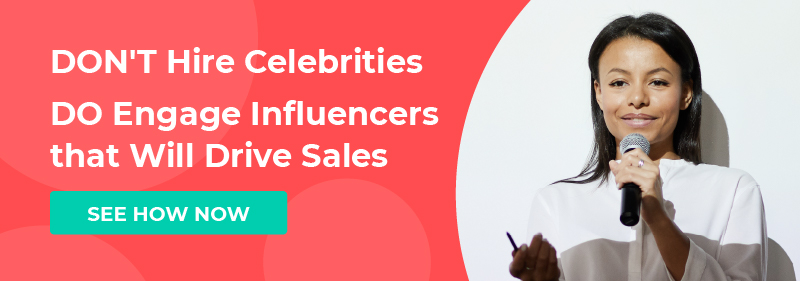 Influence Marketing Banner