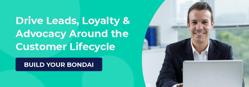 build your BONDAI for customer lifecycle