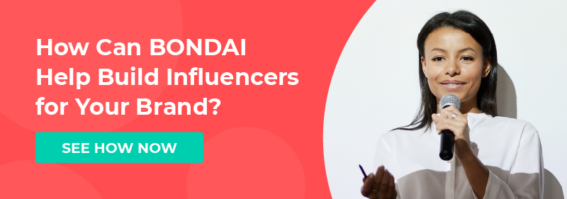 BONDAI Influence Marketing