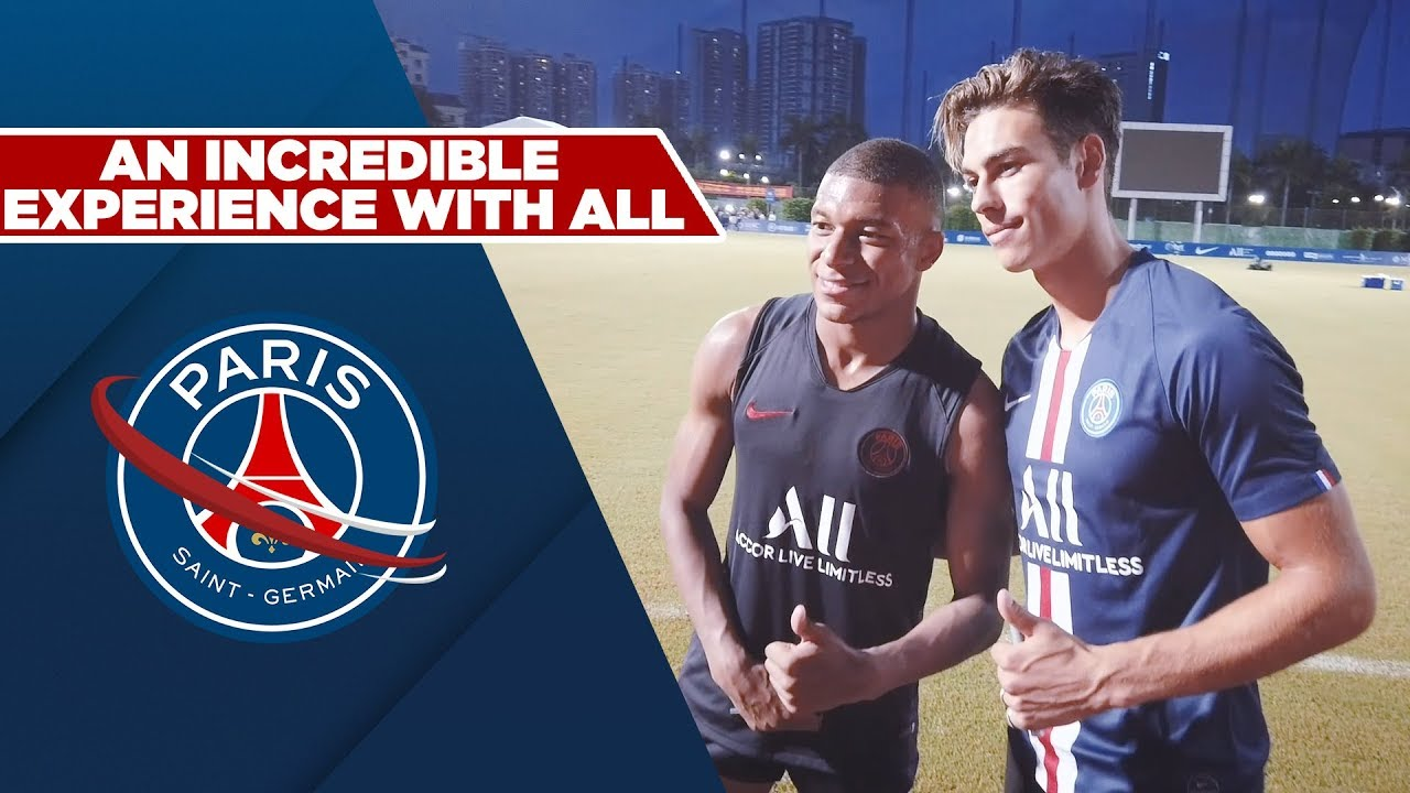 Accor Live Limitless PSG Meet and Greet