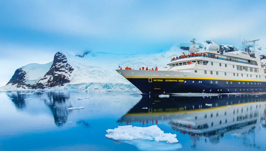 Linblad Cruise Experience